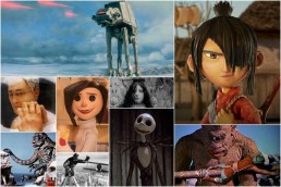 Nightmare before christmas- kubo e la spada magica - coraline - starwars